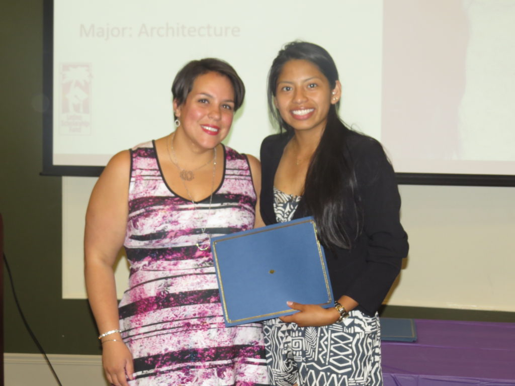 Latino Scholarship Fund Supports Students