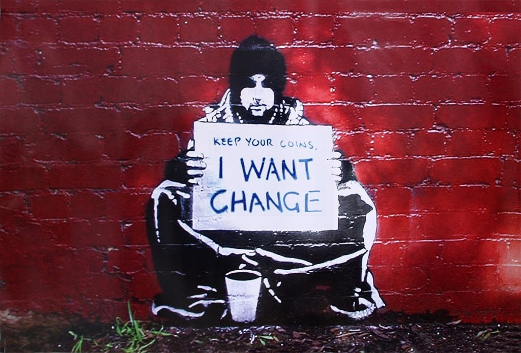 What Do We Want to Change?