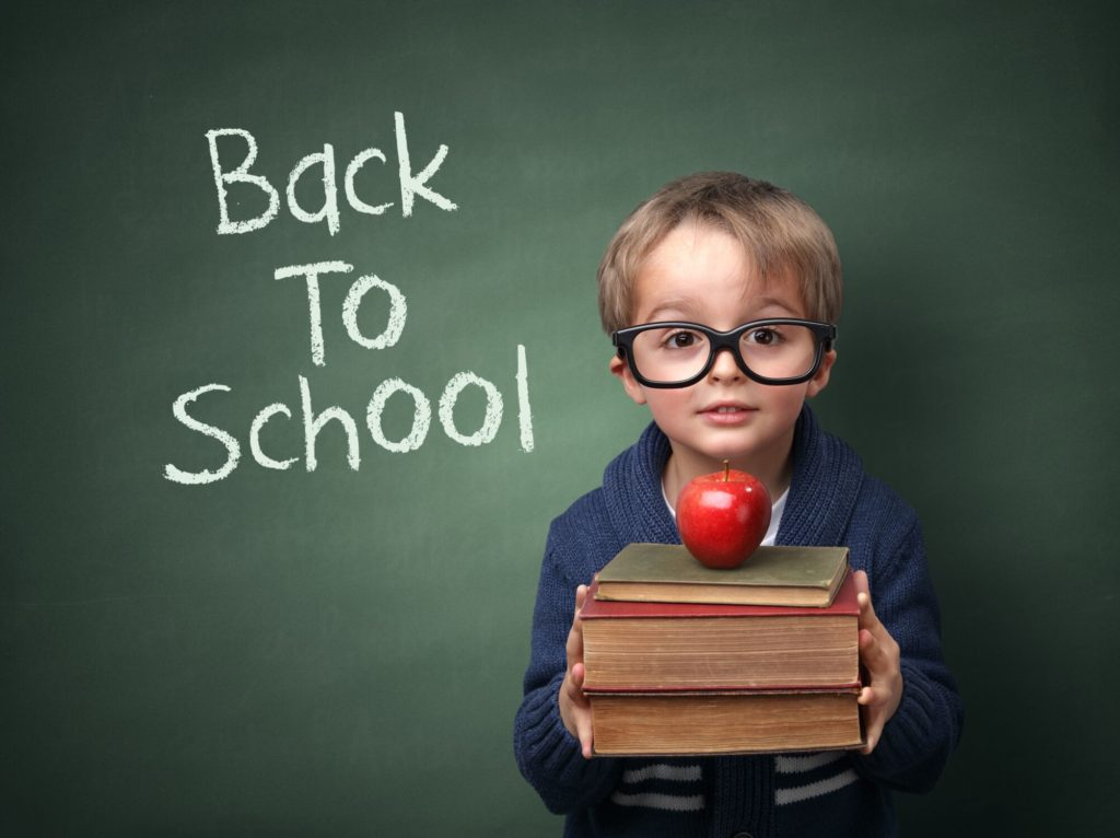 It's Hard to Believe-School Begins Monday, Aug. 29 in Danbury