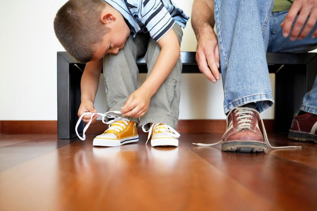 But It Takes So Much Time: Helping Your Child to be Self Sufficient