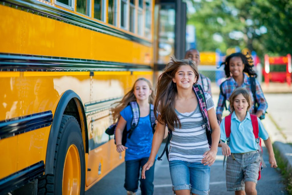 Simple Ways Parents Can Ease Children Back Into School