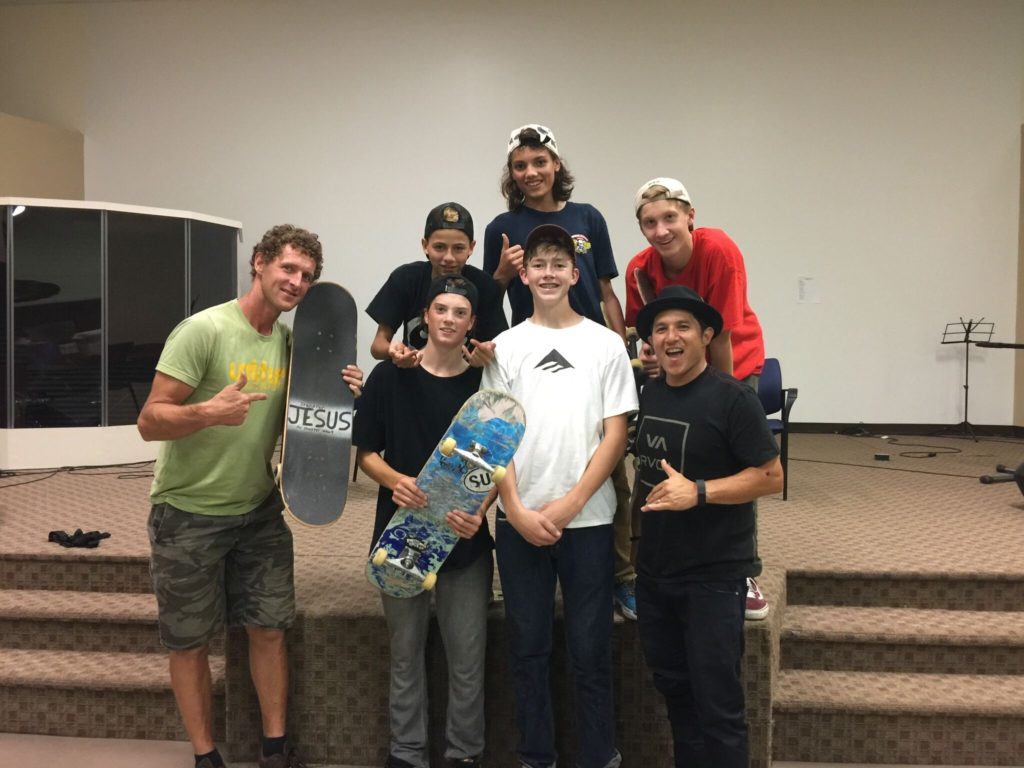 Xchange Fest Connects Skate Community to Faith