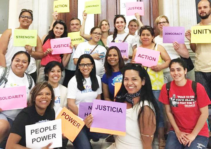 Domestic Workers Have Civil and Human Rights Despite Immigration Status