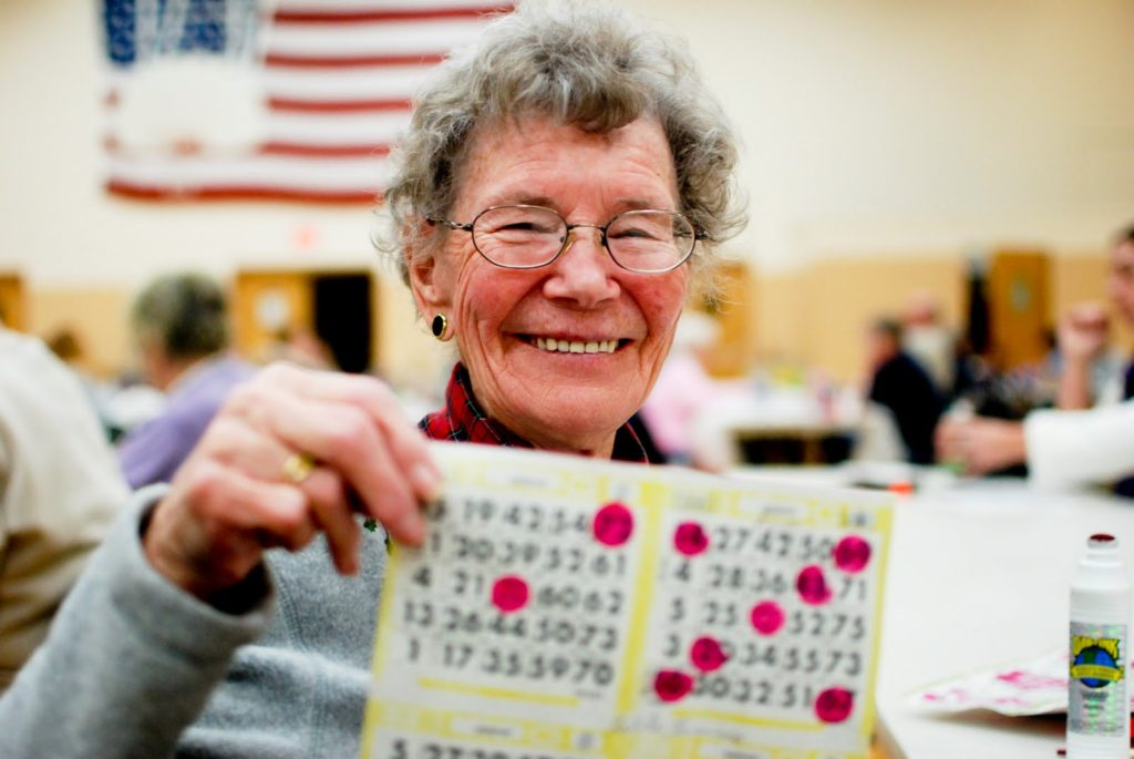 BINGO: Fun while helping support local sports