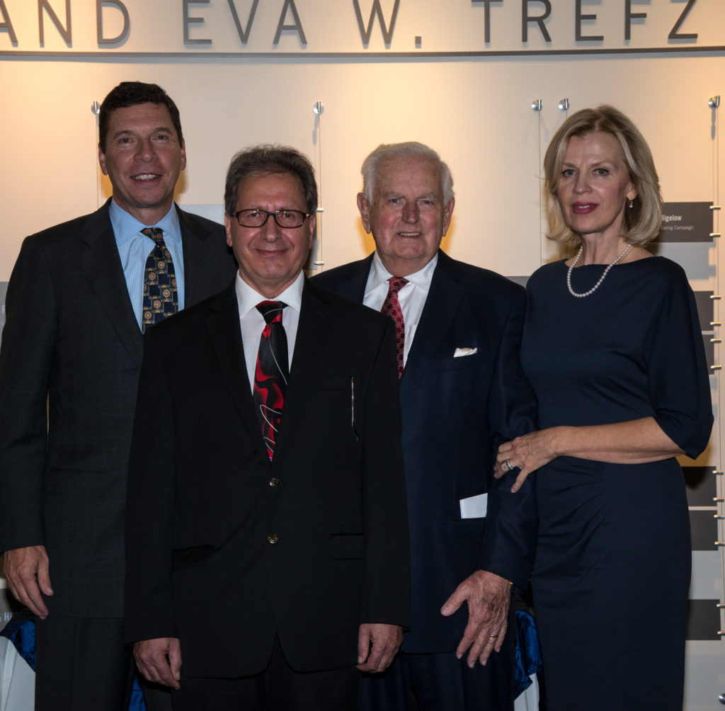 Trefz Family Gift Creates First Global Health Endowed Chair in Connecticut