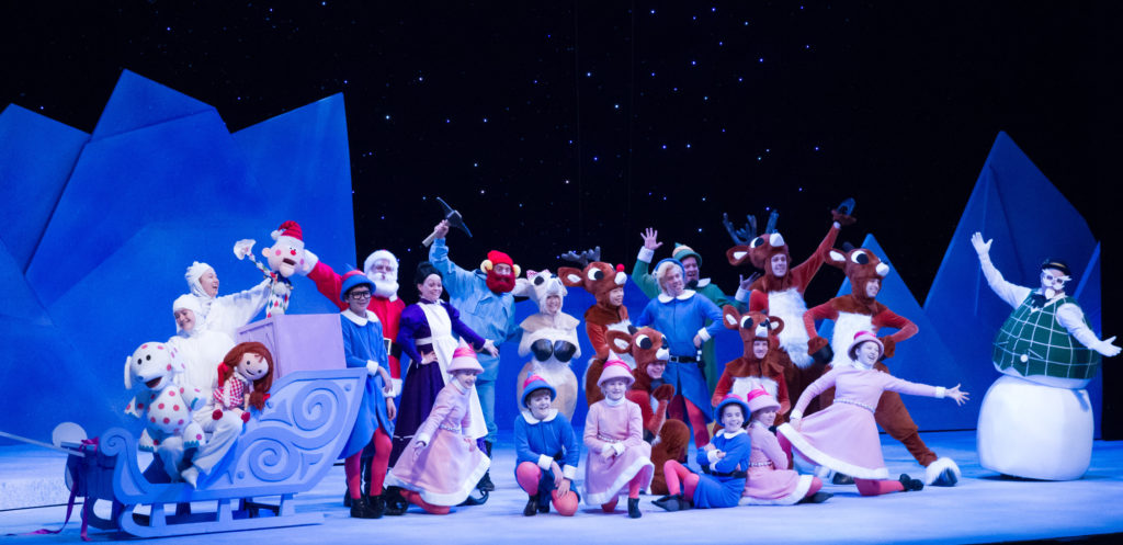 Rudolph the Red‐Nosed Reindeer: The Musical