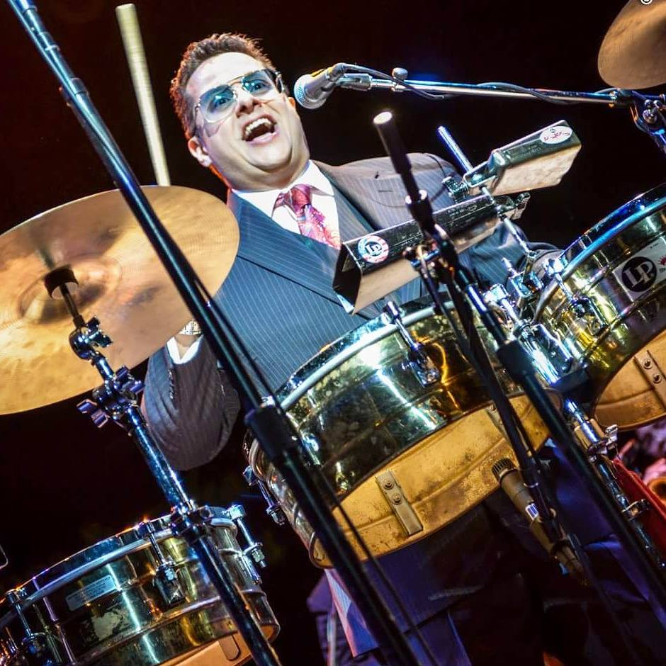 Tito Puente Jr Coming to Palace Danbury