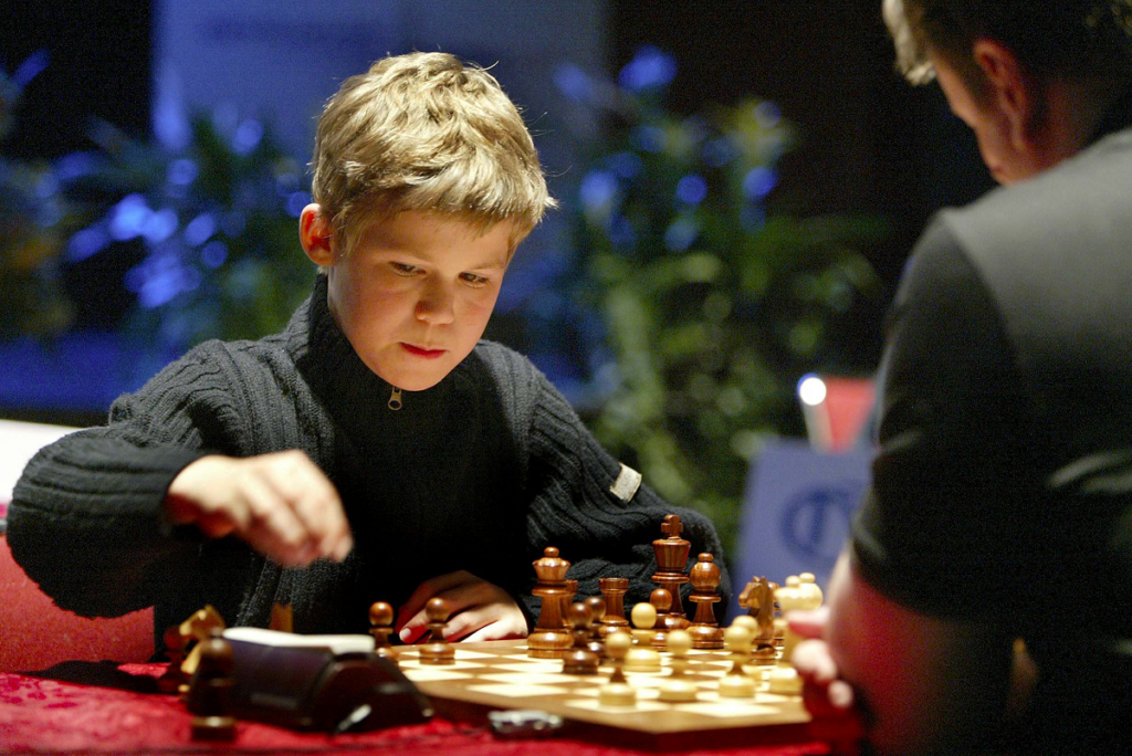 "MAGNUS: ""The Mozart Of Chess"""