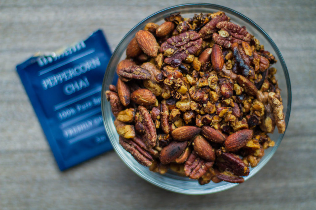 Peppercorn Chai Mixed Nuts