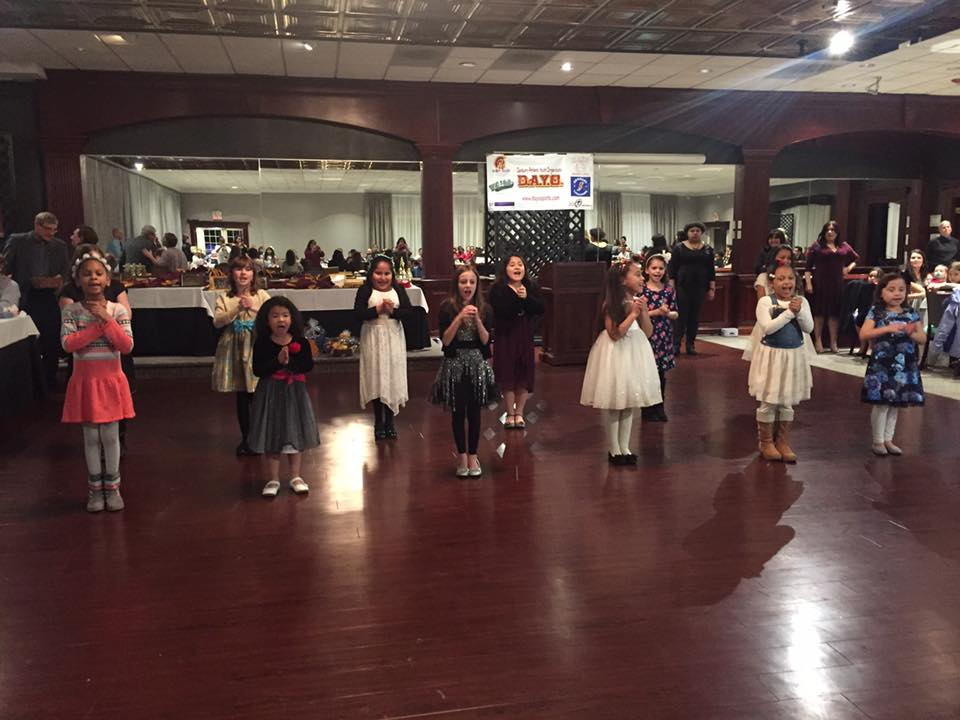 Banquet Celebrates Football and Cheerleading Programs