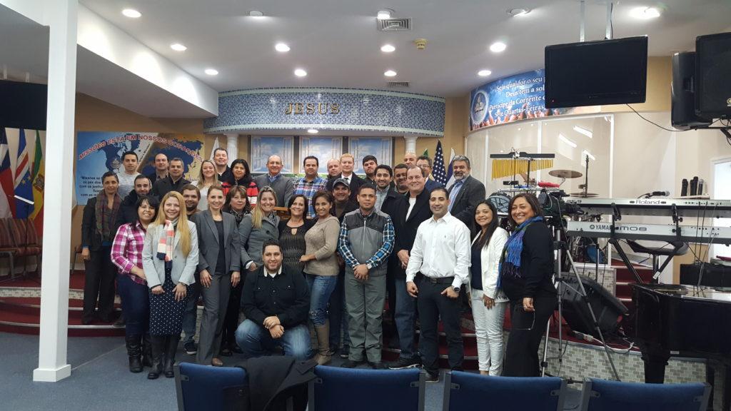 First Brazilian Business Owners Prayer Meeting Breakfast in Danbury