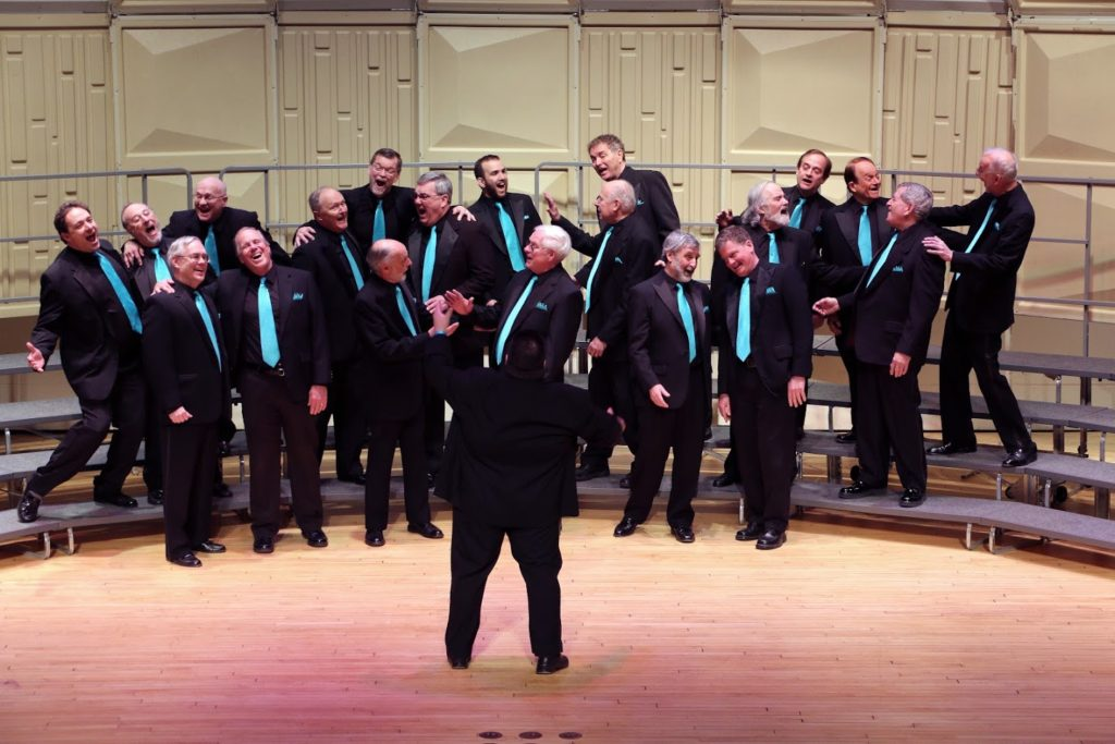 A Grand Night for Singing with Mad Hatter Chorus