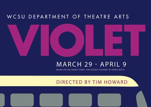 """Theatre Production: """"Violet"""""""