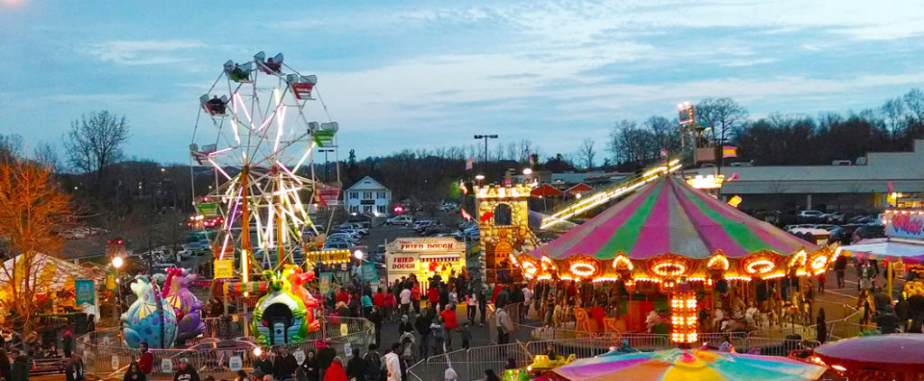 2017 Danbury Volunteer Firemen's Association Carnival