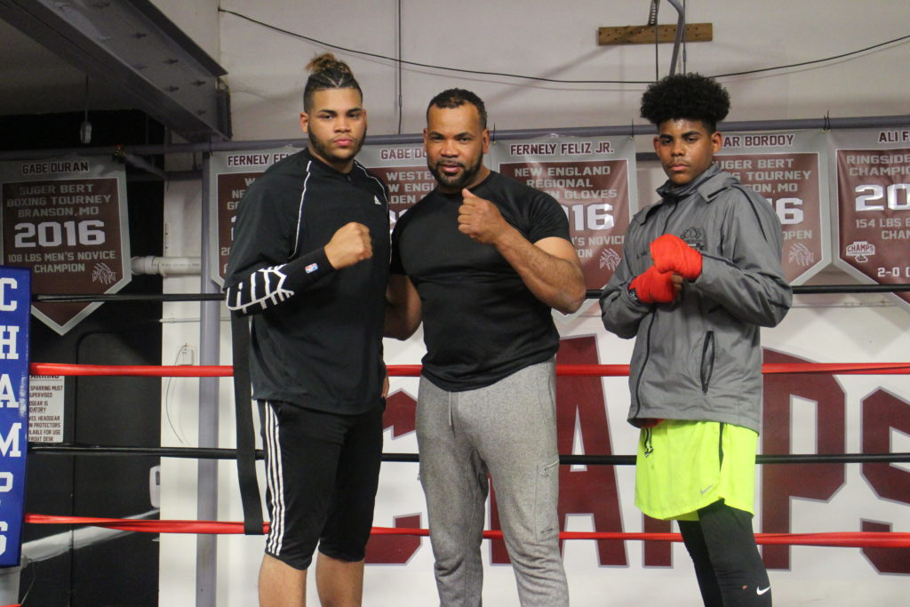 Danbury Athlete Carrying on a Family Legacy of Boxing