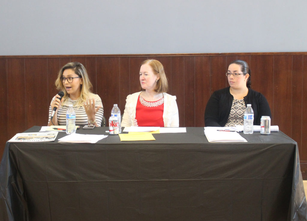 Workshop on Safety Planning Provides Valuable Information for Immigrant Families