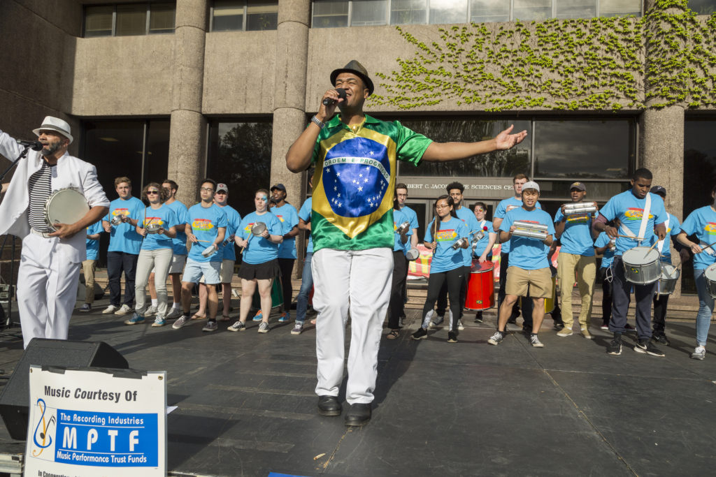 Samba Fest's 11th Annual Brings Diverse Attractions to Hartford