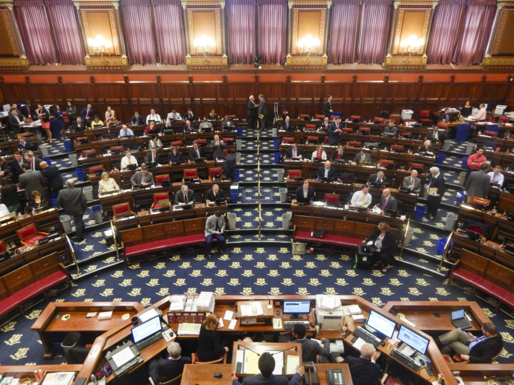 2017 Legislative Session: Budget Concerns Continue, But Key Victories for Connecticut Residents