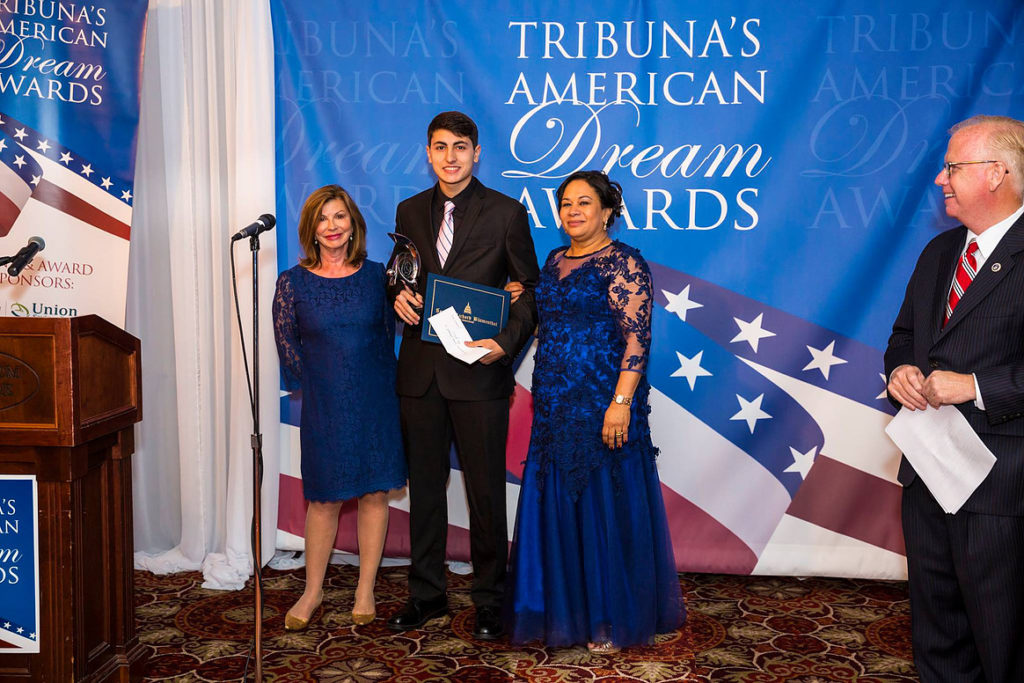 Nominations for The American Dream Award to End Soon
