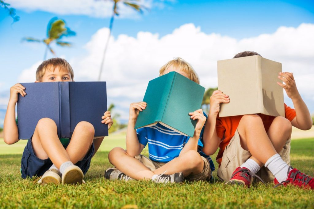Summer Days 2017: Combating Summer Slide Through Reading