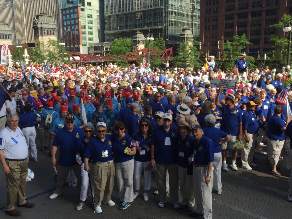 Lions Club International Celebrates a Century of Service