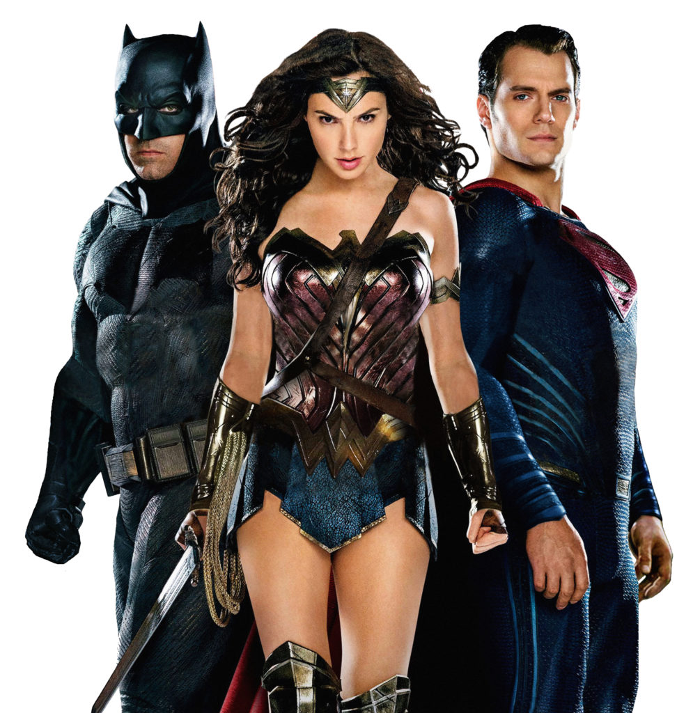 Good Morning, Superman! Be a Star, Wonder Woman! and Bedtime for Batman
