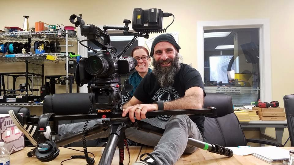 TV Pilot Filmed in Danbury Selected as Finalist in Film Festival