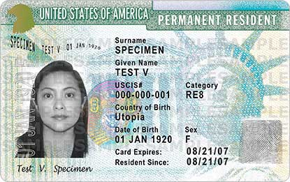 USCIS Launches Mobile Form for Replacing Green Card