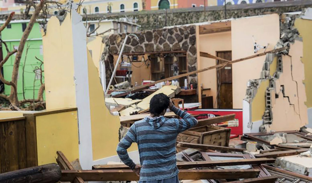 Hurricane Maria Relief Initiatives Statewide for Puerto Rico