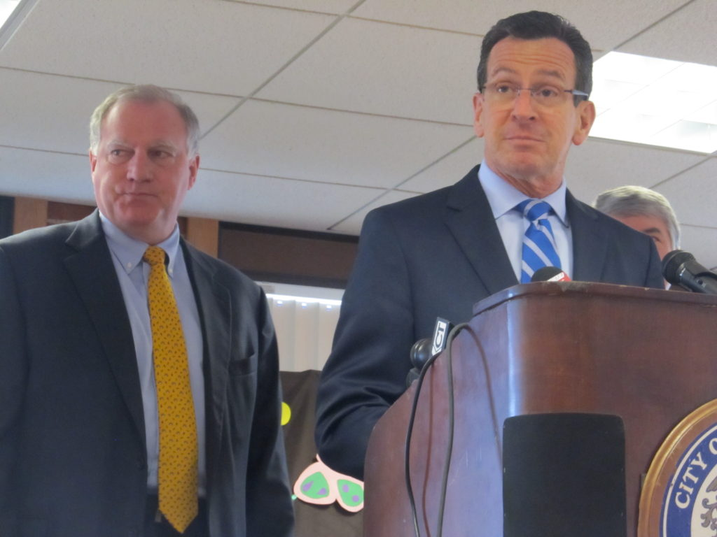 AG Offers no Assurances on Legality of Malloy Budget Order