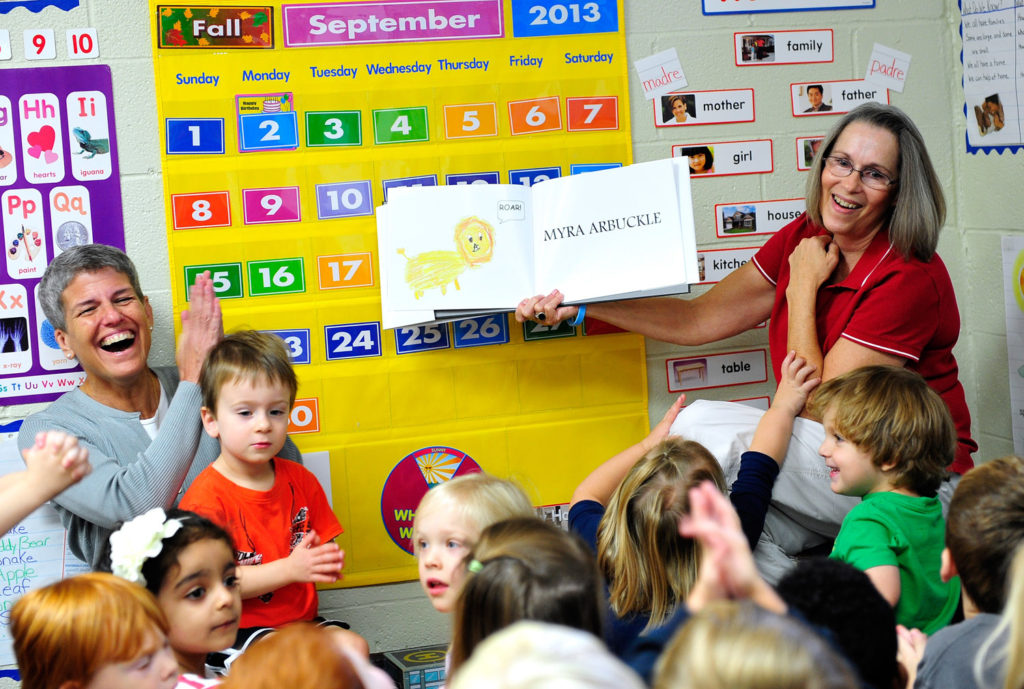 Danbury Public School's Readiness Program Scores High on National Accreditation Criteria