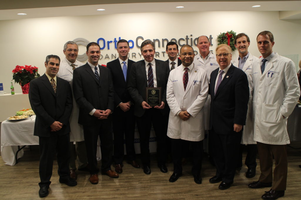 State-of-the Art Orthopedic Center is Now Open in Danbury
