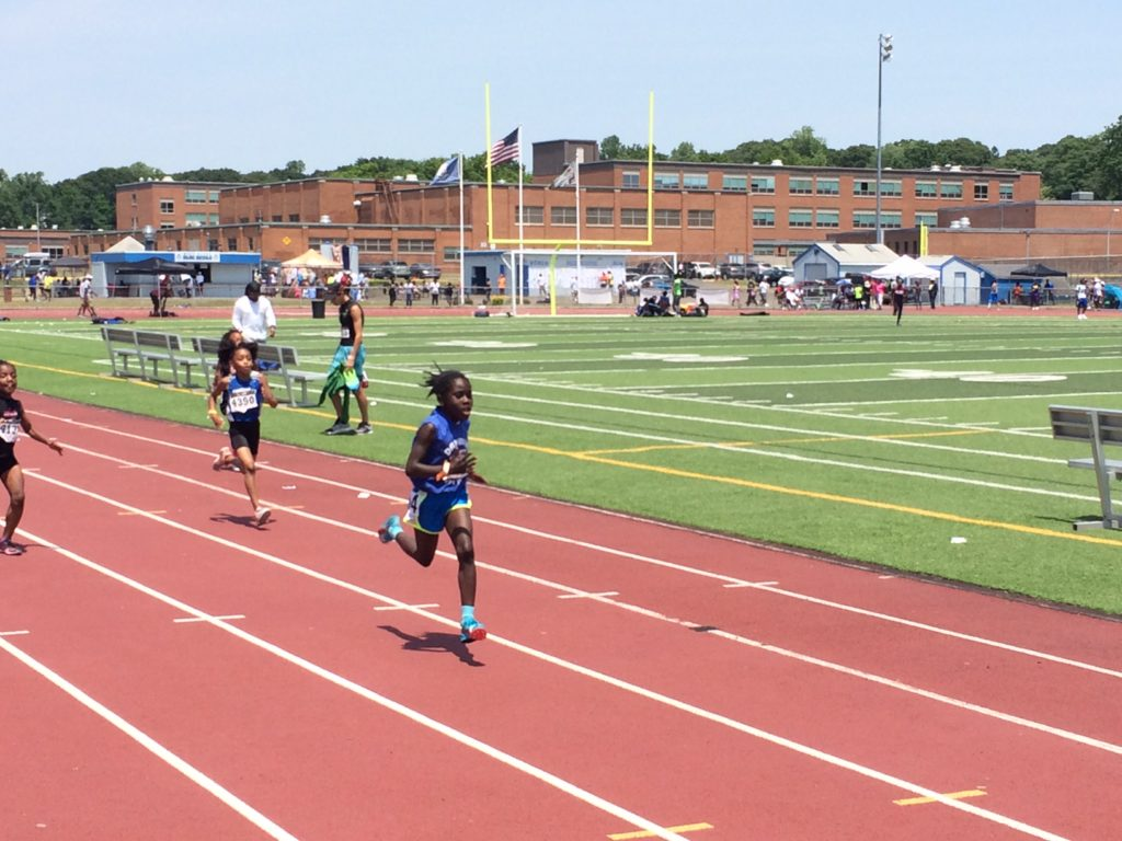 The DAYO Lightning Track and Field Team