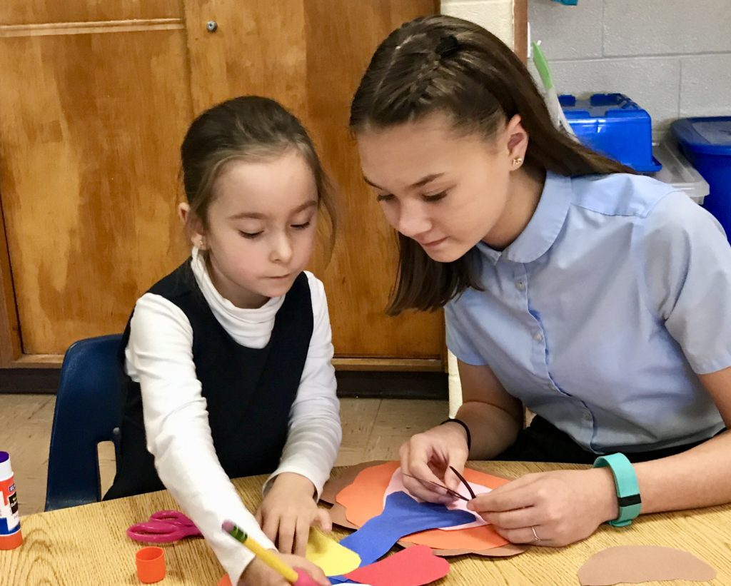 Excellence & Tradition at St. Mary School in Bethel