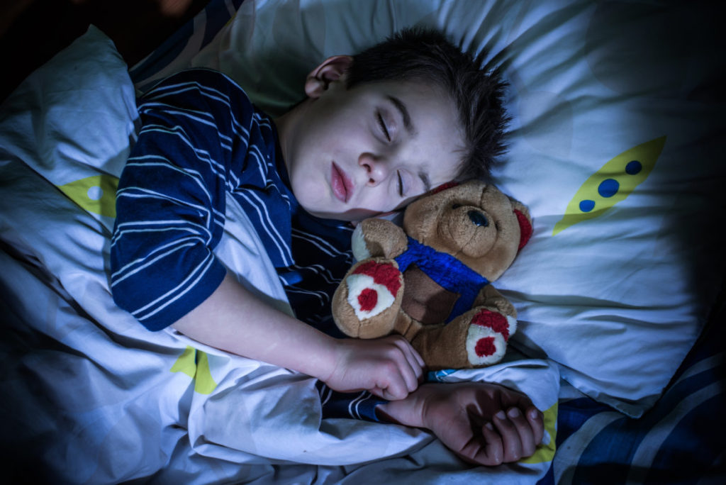 The Need for Children to Have Adequate Sleep and Positive Routines
