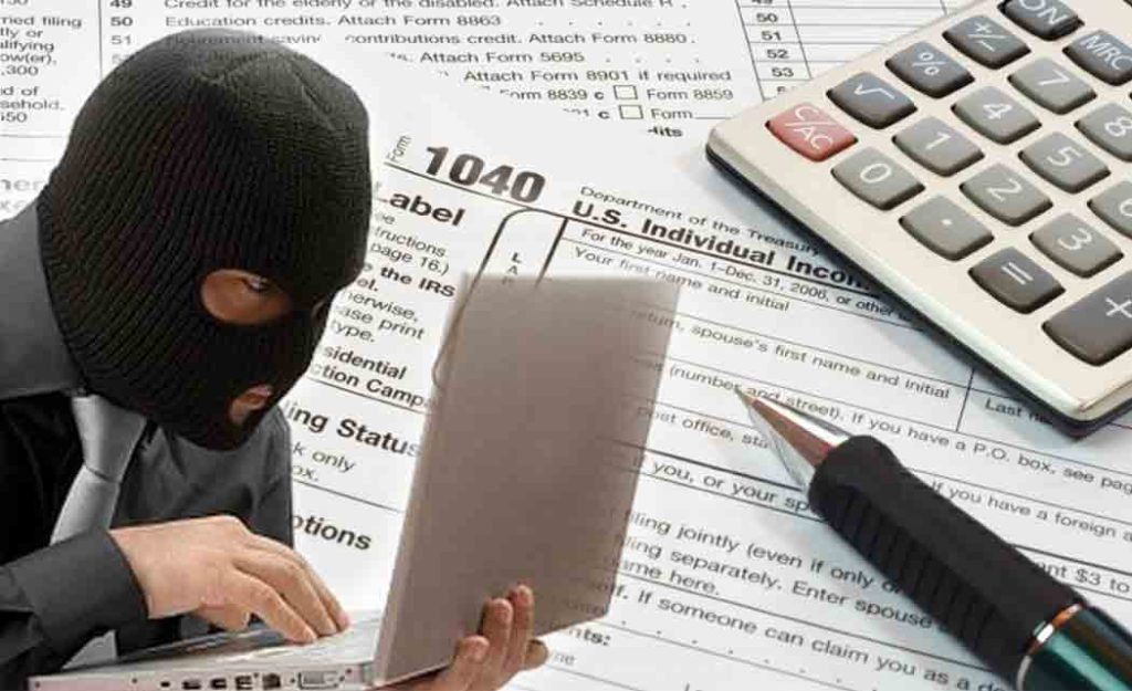 It's Nearing Tax Time and That Means Protecting Your Identity