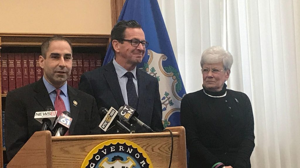 Malloy Names Danbury's Thomas J. Saadi to Lead Veterans Affairs