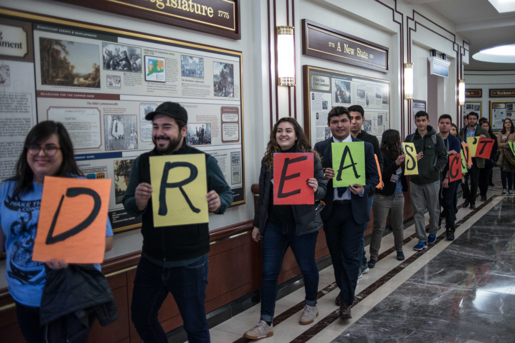 CT Dreamers One Step Closer To Equal Access To Institutional Aid For Higher Education