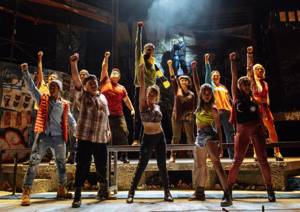 Rock Musical RENT