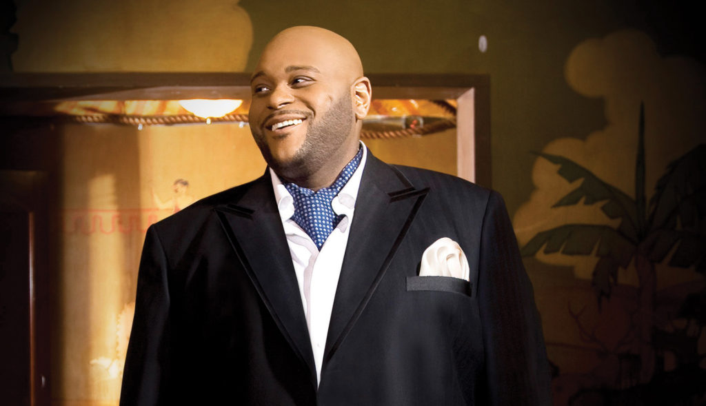 EXCLUSIVE INTERVIEW: Ruben Studdard on his Appreciation of Luther Vandross and Life After American Idol