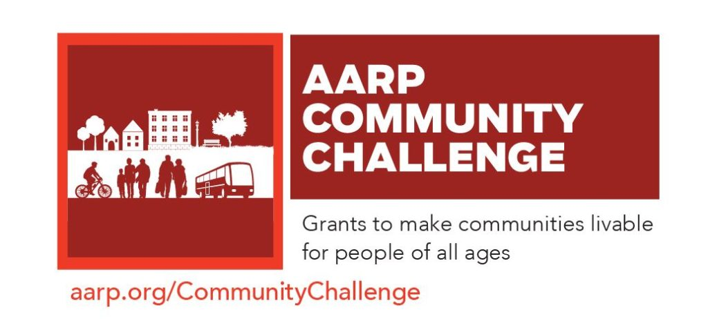2018 AARP Community Challenge Grant Program Now Accepting Applications