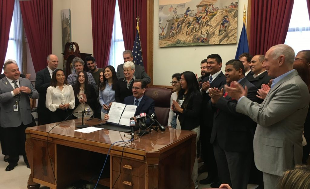 Financial Aid for 'Dreamers' Becomes a Reality in Connecticut