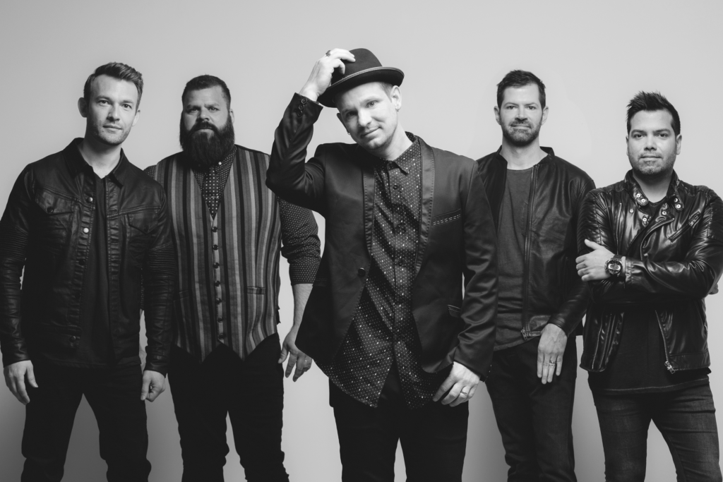 Nothing Left Unspoken – Leading Christian Rock Band to Play at Ridgefield Playhouse
