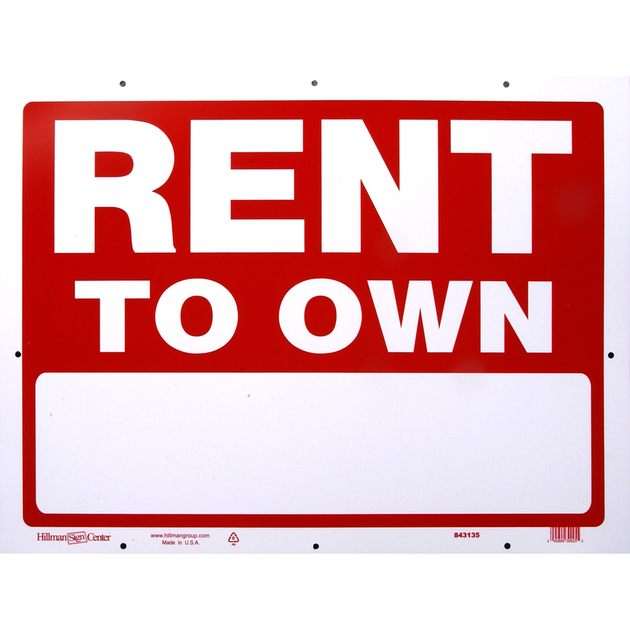 Rent to Own or Save for the Unexpected?