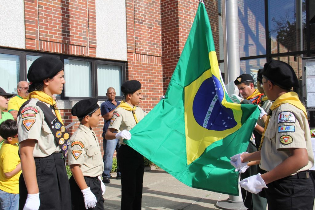 Celebrating the Independence of Brazil in Connecticut