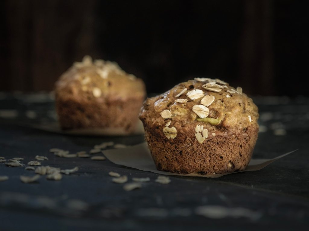 Apple Chia Muffins