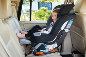 Infants and toddlers should ride in rear-facing car seats as long as possible.