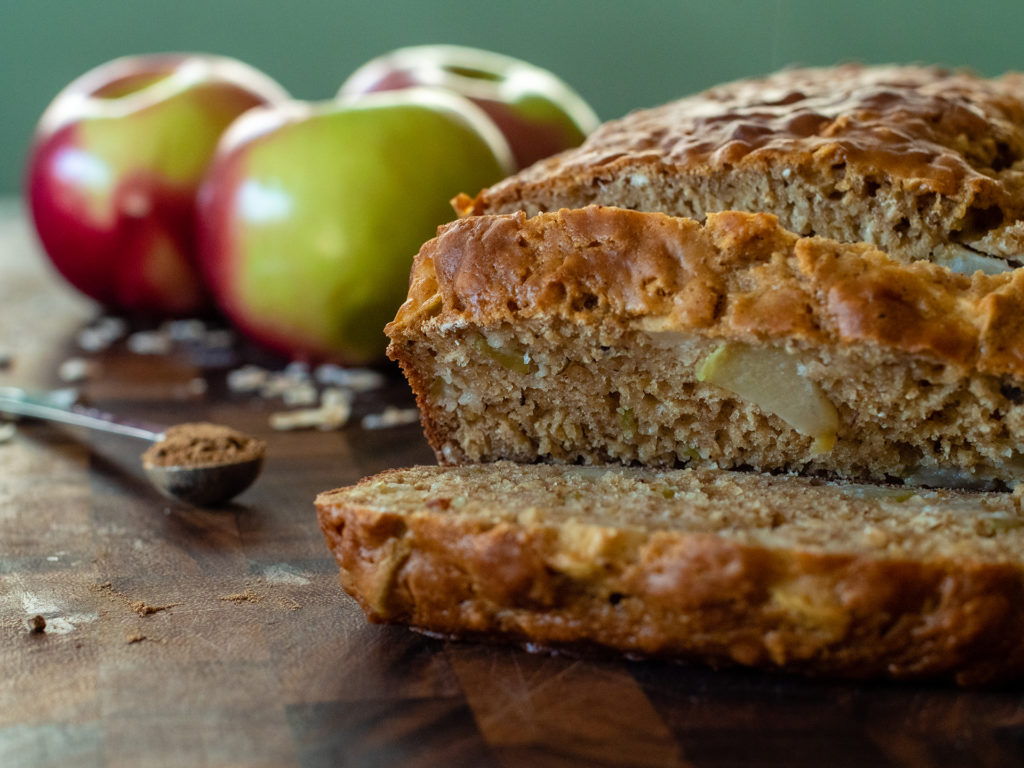 Apple Pie Spice Bread