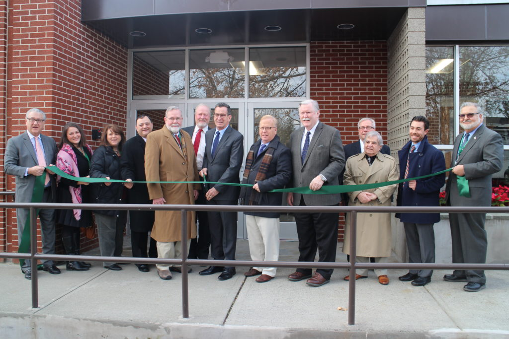 CIFC Danbury Community Center Ribbon Cutting and Dedication Ceremony