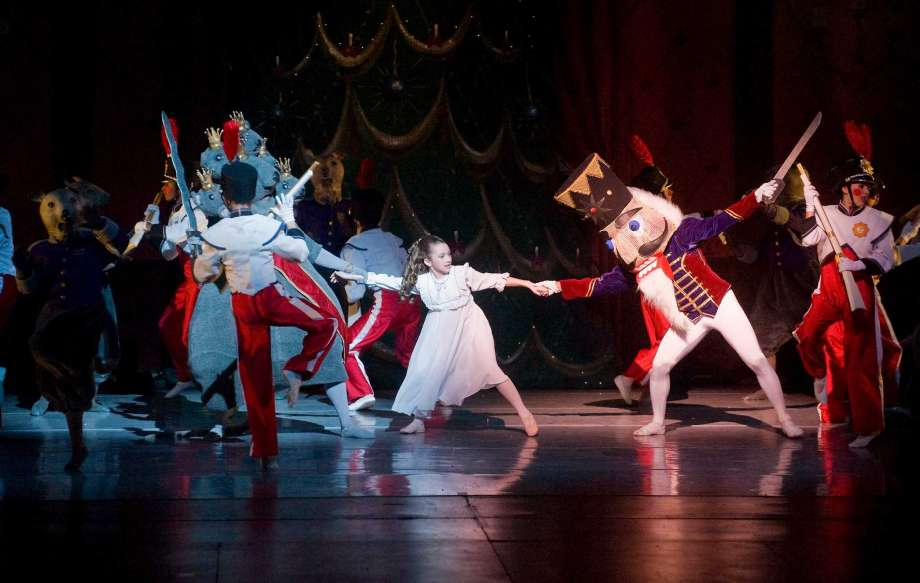 Performances of the Nutcracker Ballet in CT